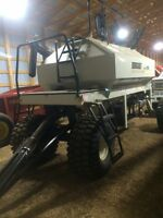 Bourgault Air seeder tank