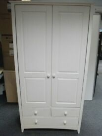 Wardrobe for sale . Size : H=182cm , W=94cm , D=52cm