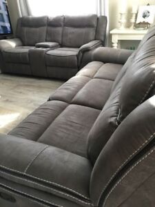 Sofa and Love Seat  New