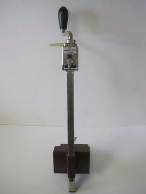Commercial Robot Coupe Reasturant Industrial Table Mount Rc02 Can Opener Rare
