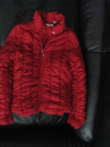 Manteau ROUGE (small)   // SEULEMENT 25$!!!