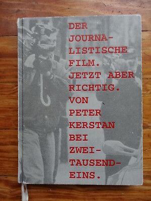 Buch Der journalistische Film von Peter Kerstan, gebunden 1. Auflage