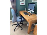 Marks and Spencers Desk and Chair