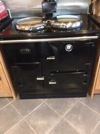 ESSE GN Range cooker in Black