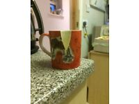 WANTED Whittard Mad Cat MUg