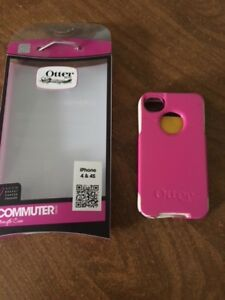 iphone 4 & 4s Otter Box COMMUTER case