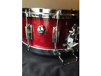 Pearl Pre Masters snare drum, 80's Japan, Maple/carbonfiber, diecast hoops, rare. Offers accepted