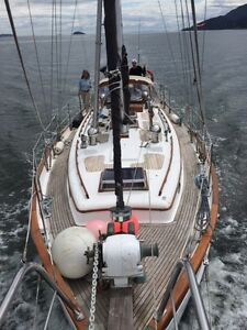 Lord Nelson 50' Sailboat