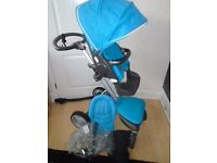 Stokke Xplory V2 pram-post it
