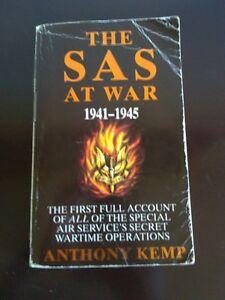 The SAS at War by Anthony Kemp Novel Paperback London Ontario image 1