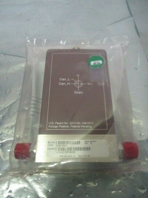 MKS 1479A21CR16M20 Mass Flow Controller, MFC, N2, 20 SCCM, 422104