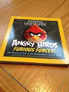 Angry Birds Book and accessories
