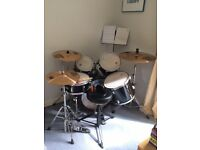 Full drum kit in good condition, TAMA Swingstar