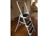2 Small Ladders / Step Stools