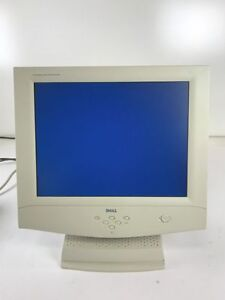 """Dell 1501FP 15"""" LCD FLAT PANEL COLOR MONITOR"""