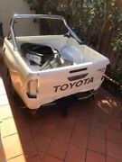 Toyota Hilux 2018 SR5 Tub - New Ringwood North Maroondah Area Preview