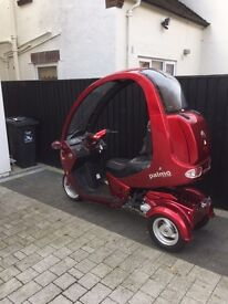 Xingyeu Palmo150 three wheel scooters