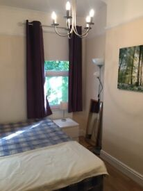 A Double Bedroom in Central Sutton