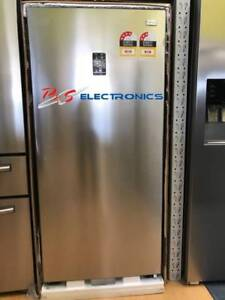 Brand New 418L Frost Free S/Steel Upright All Freezer/ Fridge