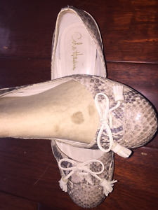 Cole Haan leather ballet flat size 9.5