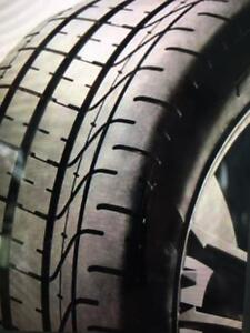 Pneu d'été sport usager Pirelli PZéro
