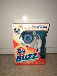 """""""Tide Buzz"""" Ultrasonic Stain Remover by """"Black & Decker"""" … NEW!"""