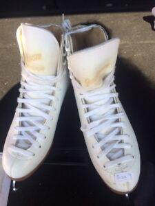 Girl's Ice Skates