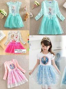 Frozen, Anna & Elsa,Reine Des Neige, ROBES, DRESSES, vêtements West Island Greater Montréal image 8