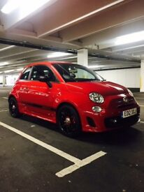 Fiat Abarth 500 **FOR SALE - PRICE DROP**