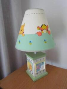 WINNIE THE POOH LAMP Kyabram Campaspe Area Preview