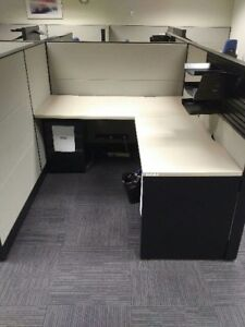 OFW-Teknion Leverage Workstations (Used). Great Condition!