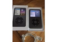 iPod Classic 7th Generation - 160GB - Boxed in vgc