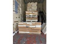 Insulation Boards Seconds 150ml Randoms @ £42.00 each Stock Photo