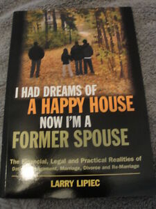 I had dreams of a happy house now i'm a former spouse Peterborough Peterborough Area image 1