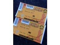 BESTIVAL WEEKED CAMPING TICKET