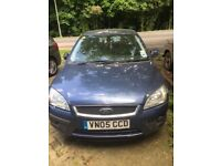 Ford Focus , Petrol , Manual - 2005 , Blue , Ideal First Car