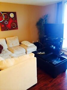 Fully furnished modern 1-bedroom condo for rent
