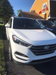 2016 Hyundai Tucson Limited SUV, Crossover