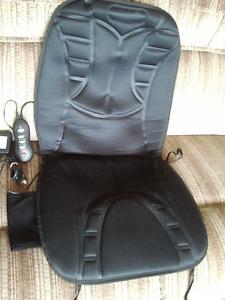 Heat & Massage seat cushion