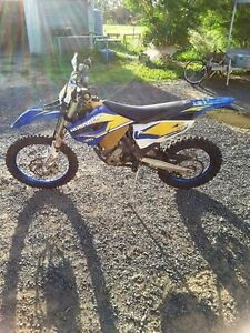 FE 350 Husaberg 2013 Laidley Lockyer Valley Preview