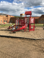 General Labourer/Construction - Playground Installation