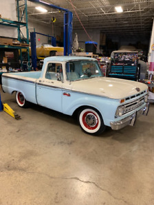 1965 Ford F100  Twin Beam