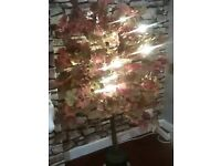 4 foot light up tree electric