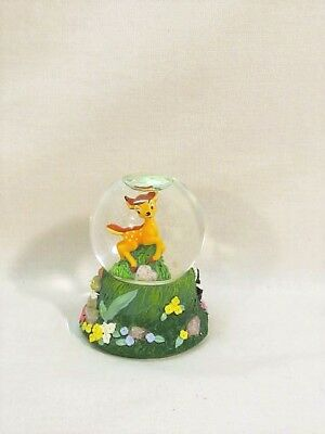 Snow Globe Maker (Bambi Snow Globe 2 1/2