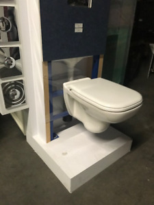 Cash on carry! Luxury Wall mount toilet for sale