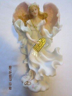 Seraphim Classics Wedding Angel Figurine