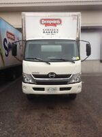 2014 Hino 195 truck with 20 foot box. Lease take over