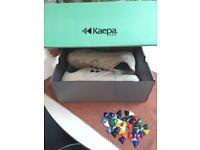 White trainers Kaepa Cheerleading shoes size 6.5 Cheerful