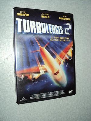 FILM TURBULENCES 2 DVD JENNIFER BEALS TOM BERENGER CRAIG SCHFFER