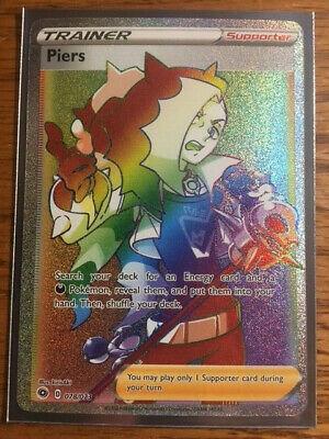 Champion/'s Path Set - NM Piers 058//073 Uncommon Pokemon Card 2020